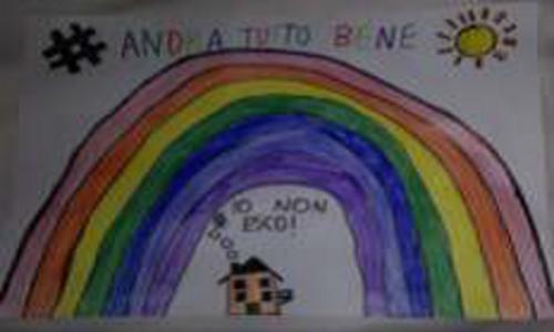 ausmalbild regenbogen  pfarrei haßloch bistum speyer